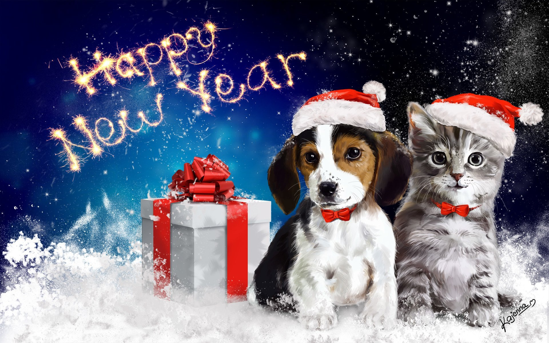 Dogs Cats: Top 5 Pet New Year Resolutions